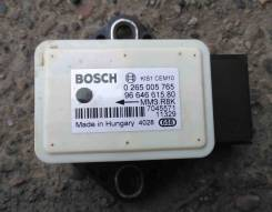 Датчик курсовой устойчивости Peugeot 308