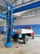 Бурильно крановая машина БКМ-6600 на шасси ГАЗ-33088, 2020