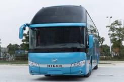 Higer KLQ 6122 B, 51 место (спальное место), туристический автобус