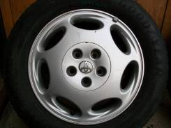 Оригинальные диски Toyota R16