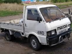 Mazda Bongo. Mazda bongo, 1 800куб. см., 1 000кг., 6x6