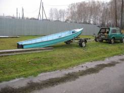 Лодка из алюминия 6 метров