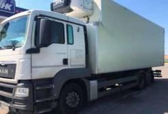 MAN TGS. Фургон-рефрижератор , 2014 г/в, 11 000куб. см., 18 000кг. Под заказ