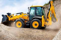 JCB 4CX Super, 2019