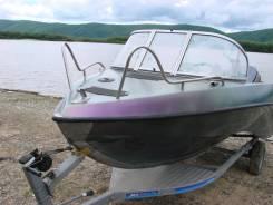 Продам пластиковый катер Блегг 480 (корпус)