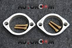 Алюминиевые проставки для поднятия авто 20мм (Комплект зад)