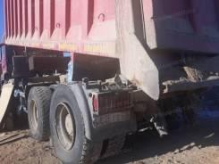 МАЗ-МАН. В Тюмени! Автомобиль самосвал БЦМ-59 на шасси MAN TGA 41.480 8X4 BB-WW