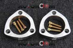 Алюминиевые проставки для поднятия авто 30мм (Комплект перед)