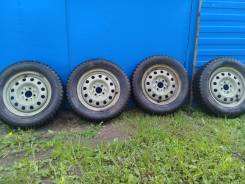 """Продам стальные колёса в сборе на ваз Нордман-4. x14"""" 4x98.00"""