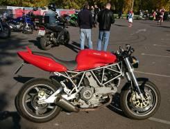 Ducati 1000SS, 2005