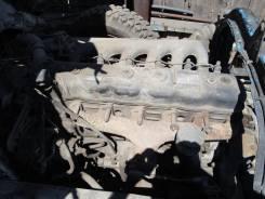 Продам двигатель с коробкой, задний мост от isuzu forward 6BG1