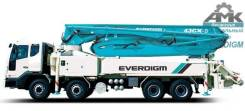 Everdigm. ECP43CX-5 бетонанасос, 43,00м. Под заказ