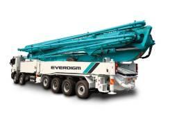 Everdigm. ECP63CS-5 бетонанасос, 63,00м. Под заказ