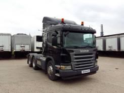 Scania P. Тягач Скания 6х4 п 420 л. с. Scania p420, 11 705куб. см., 25 000кг., 6x4