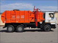Рарз МК-3451-10. Мусоровоз с боковой загрузкой МК-3552-10 (МК-3451-10)