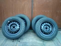 """Летние колёса Nexen 185/65R14 4*98. 5.5x14"""" 4x98.00 ET35"""