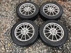 """Комплект дисков Bridgestone Eco Forme R16 5x100 с жирной зимней резино. 6.5x16"""" 5x100.00 ET46"""