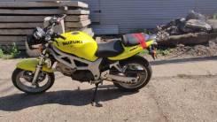 Мотоцикл Suzuki SV400, 2001г полностью в разбор
