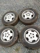 "Комплек зимних колес на литье 205/70R15 Kumho. 6.5x15"" 5x114.30 ET35 ЦО 66,1мм."