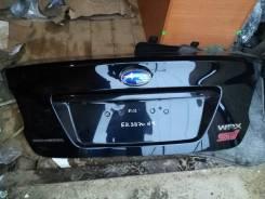 Крышка багажника Subaru Impreza WRX STI 2016