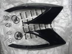 Накладки на фары Yamaha FZ 6 S2 (бровки)
