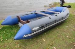 Лодка Тритон 420