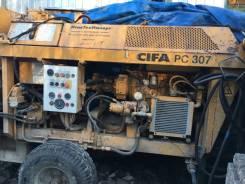 Cifa PC 307. Продаётся стационарный бетононасос Cifa pc307
