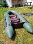 Лодка ПВХ Пеликан 285