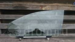 Стекло двери переднее левое Toyota Avensis
