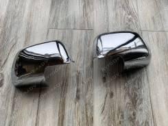 Накладка на стойку зеркала. Nissan Note, E12