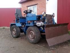 Самодельная модель. Самодел трактор, 16 л.с.