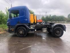 Scania. Седельный тягач P94, 9 000куб. см., 15 000кг.