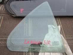 Форточка двери задней правой Renault Laguna