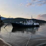 Аренда катера на Байкале