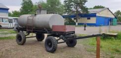 ЮМЗ 6АКЛ. Продам бочку топливозаправочную на шасси
