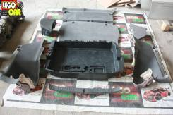 Обшивка багажника. Toyota Prius, NHW20 1NZFXE