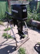 Лодочный мотор Дайхацу м 50 д с машинкой с тросиками, торг при осмотре