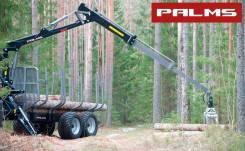 Гидравлические манипуляторы Palms (Эстония)