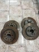 Диск тормозной. BMW X3, E83 M47TUD20, M54B25, M54B30, M57TUD30, N46B20