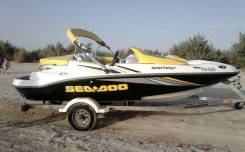 Катер BRP sea doo sportster 215