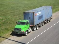 Freightliner. Sterling, 12 000куб. см., 6x4