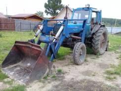 МТЗ 80. Продам трактор МТЗ-80 с куном, 75 л.с. Под заказ