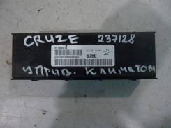 Блок управления климатом [13505750] для Chevrolet Cruze I [арт. 237128]