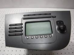 Магнитола Seat Leon 1P1 (2005-2013), 1P1035186BN87