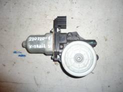 Моторчик стеклоподъемника передний левый [80730JN00A] для Nissan X-Trail T31