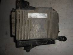 Блок управления двигателем [7700102303] для Renault Scenic I