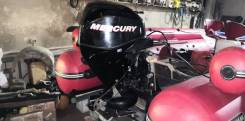 Mercury 25 Jet 4х тактный