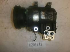 Компрессор кондиционера [977011C150] для Hyundai Accent II, Hyundai Getz [арт. 206712]