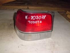 Фонарь задний левый [0821219B8LB] для Toyota Corsa L40, Toyota Corsa L50