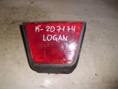 Фонарь задний салонный [8200211037] для Renault Logan I, Renault Logan II